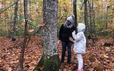 Bain de forêt «Adulte/Enfant» raconté par #kidiklik86