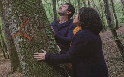 Le Bain de forêt avec Jardin Passion Nature parmis «Les Tops du tourisme» supplément d'octobre de la NR Vienne