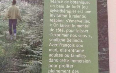 «On parle de nous ! » Jardin Passion Nature dans » Sortir dans Grand Poitiers «